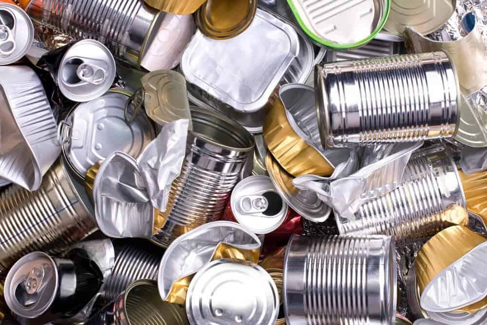 Top Most Commonly Recycled Scrap Metals and their Sources